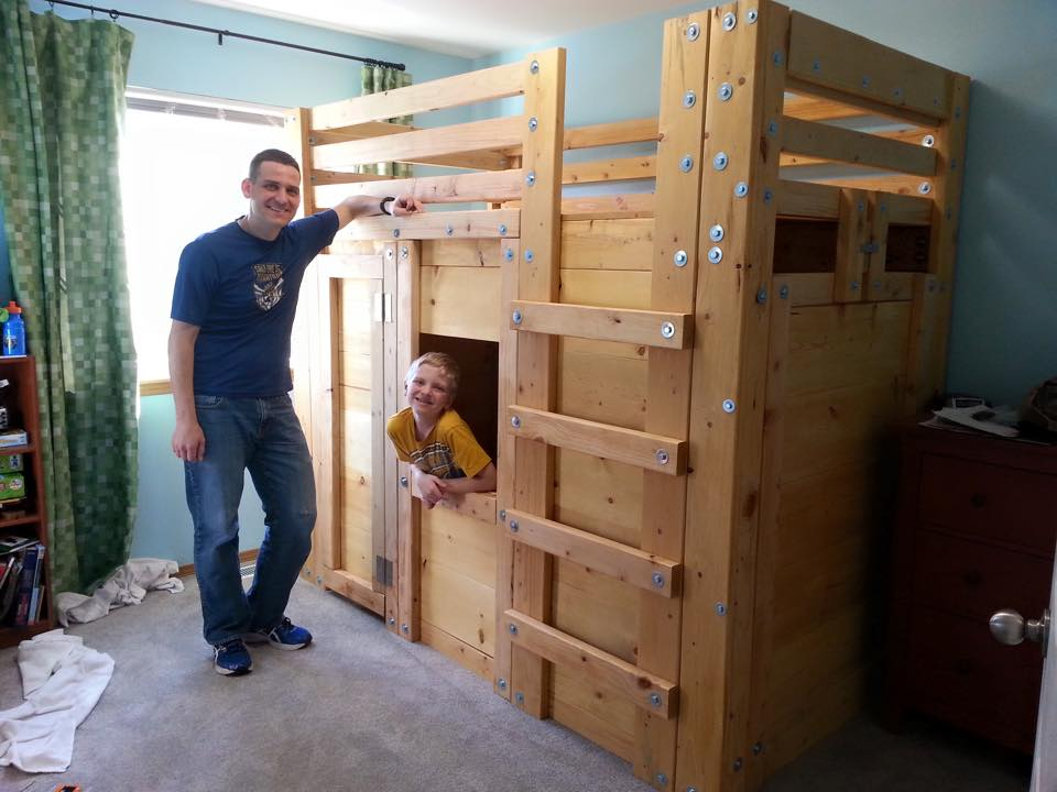 Home Palmetto Bunk Beds