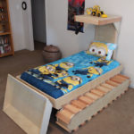 Dozer Bed